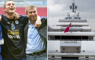 Frank Lampard will meet Roman Abramovich on his yacht over replacing Maurizio Sarri