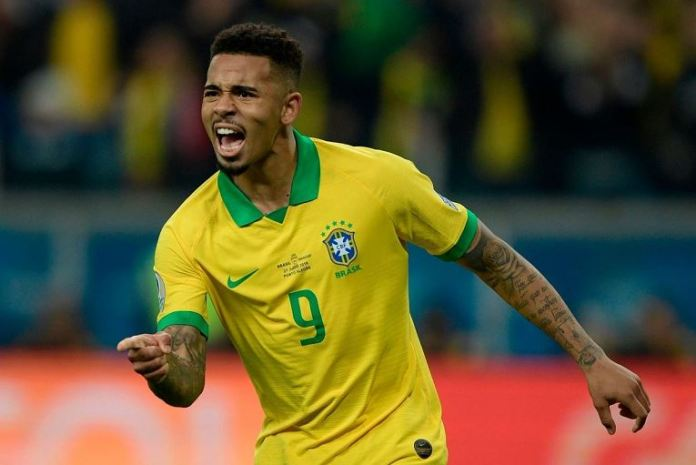Gabriel Jesus scores the winning penalty save Roberto Firmino's blushes in the shootout