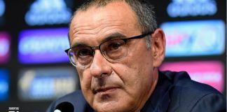 Maurizio Sarri has held his first press conference since joining Juventus from Chelsea