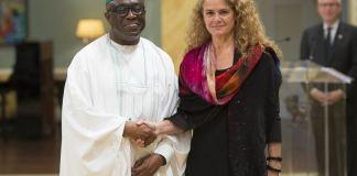 Nigeria's High Commission to Canada, Adeyinka Olatokunbo Asekun