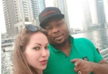 Olakunle Churchill appears to have a new lover