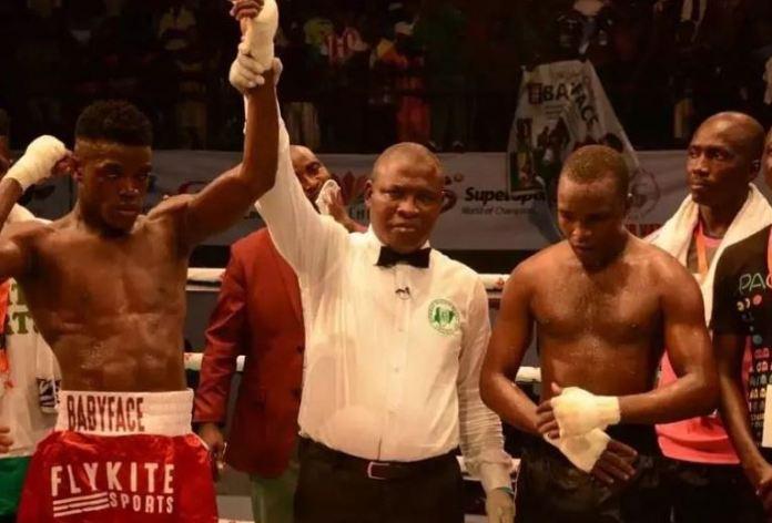 GOtv Boxing Night 19: Rilwan Babyface Babatunde will fight Ghanaian Eden Biki