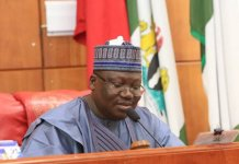 Senate President Ahmed Lawan says NDDC probe complement FG rape