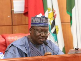 Senate President Ahmed Lawan says NDDC probe complement FG