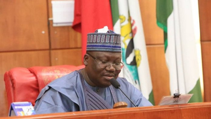 Senate President Ahmed Lawan says NDDC probe complement FG rape PIB Electoral Act bill