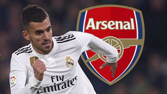 Arsenal are expected to complete the signing of Dani Ceballos
