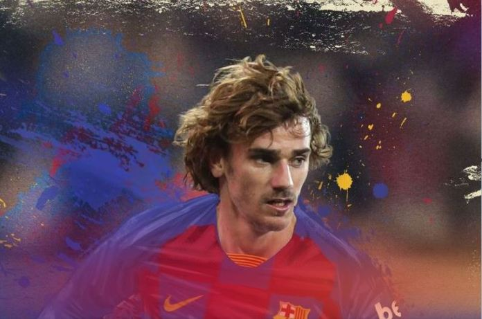 Barcelona have signed Antoine Griezmann from Atletico Madrid