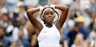 Cori Gauff, 15, beat five time Wimbldeon champion Venus Williams