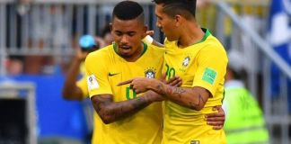 Gabriel Jesus and Roberto Firmino both scored as Brazil downed Argentina to reach #CopaAmerica final