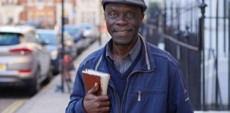 Oluwole Ilesanmi has been compensated after he was arrested for street preaching