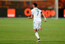 Riyad Mahrez nets a 95th minute winner to send Algeria through to the #AFCON2019 final