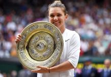 Simona Halep beat Serena Williams in the Wimbledon final