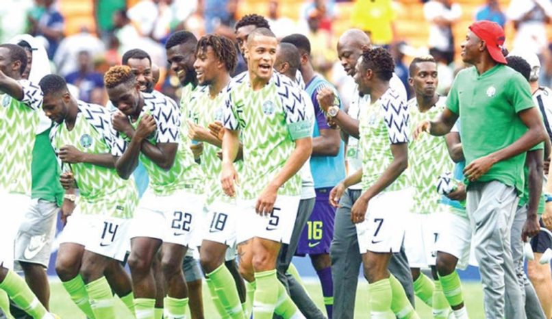 The Super Eagles are through to last 8