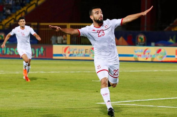 Tunisia beat Madagascar 3-0 to progress to the semi-final against Senegal