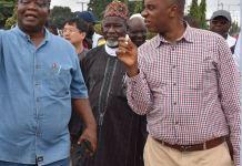 Amaechi explains slow pace of work on Lagos-Ibadan rail line project
