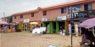 Asmau Plaza in Ilorin, Kwara state has been forfeited to the EFCC