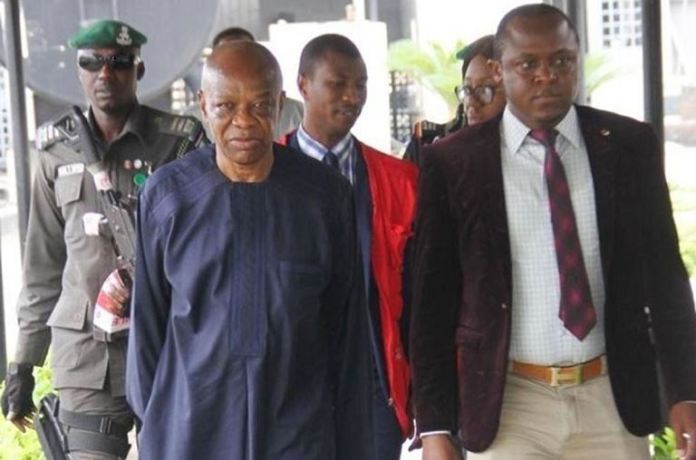 Federal High Court Ikoyi has granted Maurice Iwu N1billion bail