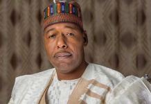 Governor Babagana Umara says Borno will implement Ruga