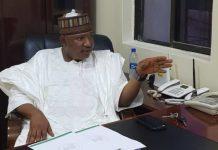 Hon Abdullahi Wali President Nigeria Youth Organization hails DSS for arresting Sowore