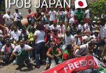 IPOB in Japan
