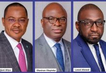 Keystone Bank has announced new executive directors