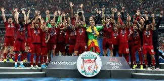 Liverpool beat Chelsea on penalties to win the 2019 Super Cup in Turkey