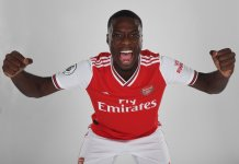 Nicholas Pepe has joined Arsenal for a club record fee