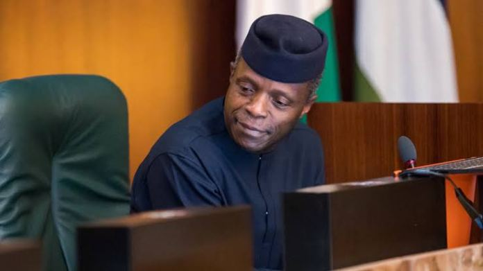 Vice President Yemi Osinbajo has called for a quantum leap in healthcare