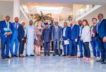 Global Food Basket: NISRAL, German Agribusiness Alliance meets Osinbajo