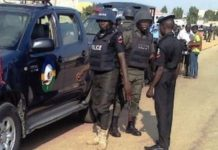 Police has sealed off APC national secretariat