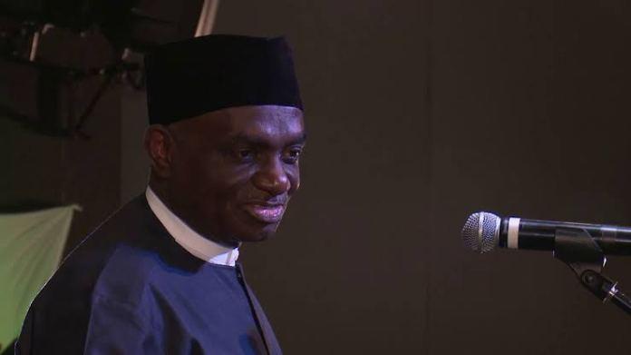 Godwin Adama, Consul General of Nigeria in Johannesburg