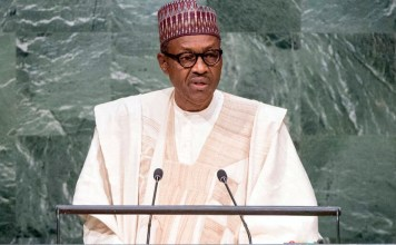 President Muhammadu Buhari has cautioned ECOWAS countries on a single currency