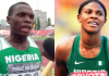 Divine Oduduru and Blessing Okagbare will participate after an IAAF rules mix-up