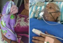 Mangayamma Yaramati, 73, gave birth after 54 years of waiting