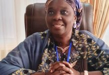 Ramatu Ahmed, Nigerian Ambassador to Burkina Faso