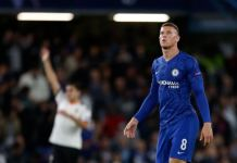 Ross Barkley was the first Englishman to take a penalty for Chelsea since Frank Lampard in April 2014