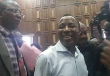 Omoleye Sowore in court