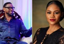 COZA's Pastor Biodun Fatoyinbo has demanded N50m from Busola Dakolo over false rape allegation