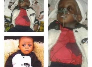 Daniel Animashaun needs N5 million for a heart surgery