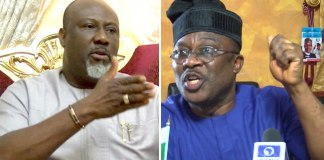 Smart Adeyemi has defeated Dino Melaye in Kogi West rerun