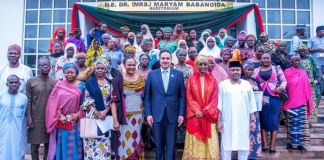 UAE Embassy in Nigeria trained 100 women in Abuja