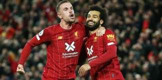 Mohammed Salah scored the winner from the spot