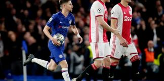 Five of Jorginho's six goals for Chelsea have been scored via the penalty spot