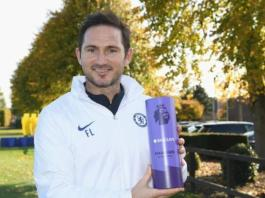 Frank Lampard won Player of the Month four times in his career