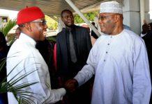 Governor Ifeanyi Okowa has praised Atiku Abubakar on his 73rd birthday