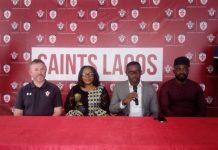Southampton open Saints Lagos Academy