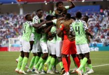 Super Eagles beat Benin 2-1 in AFCON qualifier