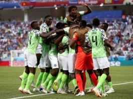 Super Eagles beat Benin 2-1 in AFCON qualifier