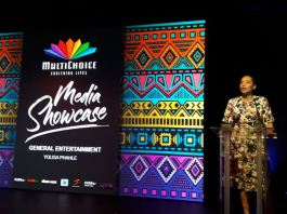 Yolisa Phahle, MultiChoice Group CEO of General Entertainment