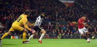 Mason Greenwood scored the opening goal as Manchester United cruised past Partizan Belgrade